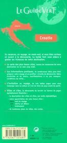 Le Guide Vert - 4ème de couverture - Format classique