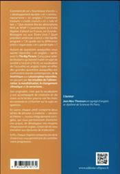 The big picture ; vocabulaire de l'actualité en anglais (4e édition) - 4ème de couverture - Format classique