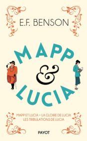 Mapp & Lucia t.2 - Couverture - Format classique
