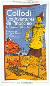 telecharger Les Aventures De Pinocchio (Bilingue Francais / Italien) livre PDF en ligne gratuit
