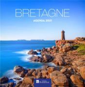Bretagne ; agenda (édition 2021) - Couverture - Format classique