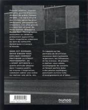 Street photography : le savoir-faire du photographe de rue (2e édition) - 4ème de couverture - Format classique