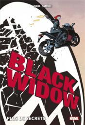 Black Widow - Couverture - Format classique