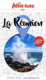 GUIDE PETIT FUTE ; COUNTRY GUIDE ; Réunion (édition 2021) - Couverture - Format classique