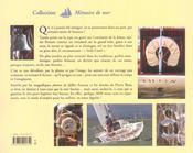 Noms de voiliers les - 4ème de couverture - Format classique
