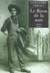 Le Bison De La Nuit - Intérieur - Format classique