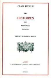 Les histoires du Puitspelu lyonnais - Couverture - Format classique