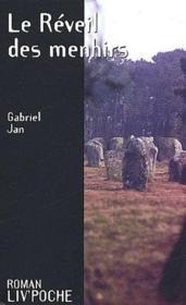 Le réveil des menhirs - Couverture - Format classique