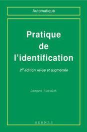 Pratique de l'identification ; 2e edition - Couverture - Format classique