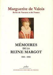 Mémoires de la reine Margot (1561-1582) - Intérieur - Format classique
