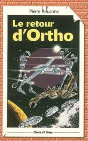 Le Retour D'Ortho - Interlire - Cm1, Cm2 - Couverture - Format classique