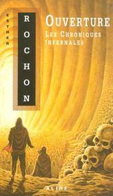 Les chroniques infernales - tome 3 ouverture - Intérieur - Format classique