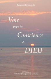 Voie Vers La Conscience De Dieu - Intérieur - Format classique