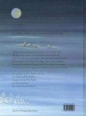 Il etait une fois Noël - 4ème de couverture - Format classique