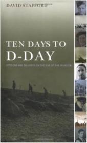 Ten days to d-day - Couverture - Format classique