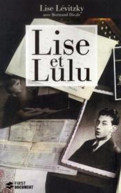 telecharger Lise et Lulu livre PDF en ligne gratuit