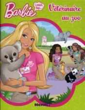 Barbie, i can be ; vétérinaire au zoo - Couverture - Format classique