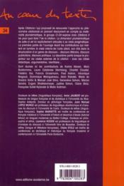 Citations t.2 ; citer pour quoi faire ? pragmatique de la citation - 4ème de couverture - Format classique
