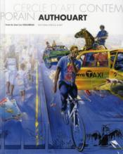 Authouart - Couverture - Format classique