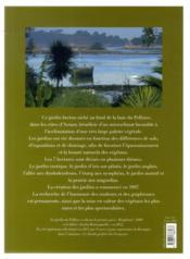 Le jardin du Pellinec ; la diversité en beauté - 4ème de couverture - Format classique