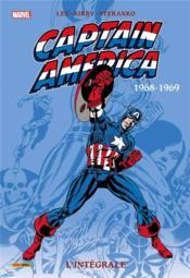 Captain America ; INTEGRALE VOL.3 ; 1968-1969 - Couverture - Format classique