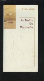 Le Maître Des Béatitudes - Couverture - Format classique