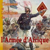 Cd Chansons Et Musiques De L'Armee D'Afrique - Couverture - Format classique