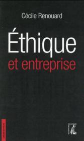 Éthique et entreprise - Couverture - Format classique