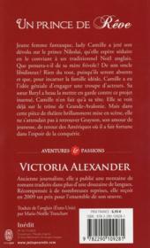 Secrets de famille t.1 ; un prince de rêve - 4ème de couverture - Format classique