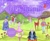 Cartes créatives ; pour inventer des histoires et grandir en confiance ; coffret - Couverture - Format classique