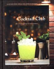Experimental cocktail club - Couverture - Format classique