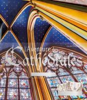 L'aventure des cathédrales - Couverture - Format classique