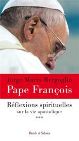 Réflexions spirituelles sur la vie apostolique t.3 - Couverture - Format classique