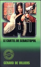 SAS T.119 ; le cartel de Sebastopol - Couverture - Format classique