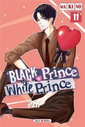 Black prince & white prince T.11 - Couverture - Format classique