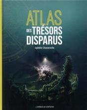 Atlas des trésors disparus - Couverture - Format classique