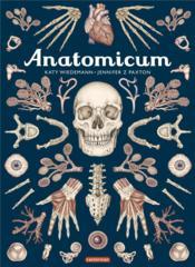 Anatomicum - Couverture - Format classique