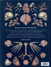 Anatomicum - 4ème de couverture - Format classique