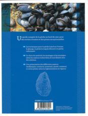 Pêches faciles en bord de mer - 4ème de couverture - Format classique