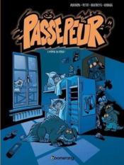 Passepeur t.1 ; momie en folie - Couverture - Format classique