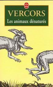 Les animaux dénaturés - Intérieur - Format classique
