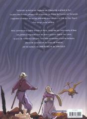 Les jumeaux magiques - 4ème de couverture - Format classique