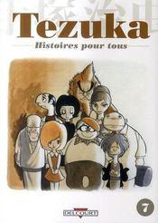 Tezuka, histoires pour tous t.7 - Intérieur - Format classique