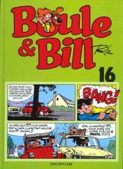 Boule & Bill T.16 - Intérieur - Format classique