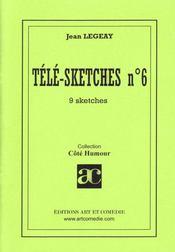 Télé sketches t.6 - Intérieur - Format classique