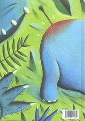 L'enfant d'éléphant - 4ème de couverture - Format classique