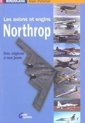Les avions et engins northrop - Intérieur - Format classique