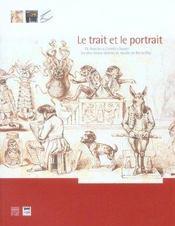 Trait et le portrait (le) - Intérieur - Format classique
