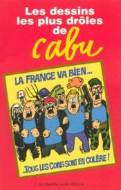 Les dessins les plus drôles de Cabu - Couverture - Format classique