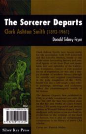 The sorcerer departs - 4ème de couverture - Format classique